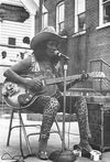 Jessie Mae at Oxford Folklife Festival in 1984